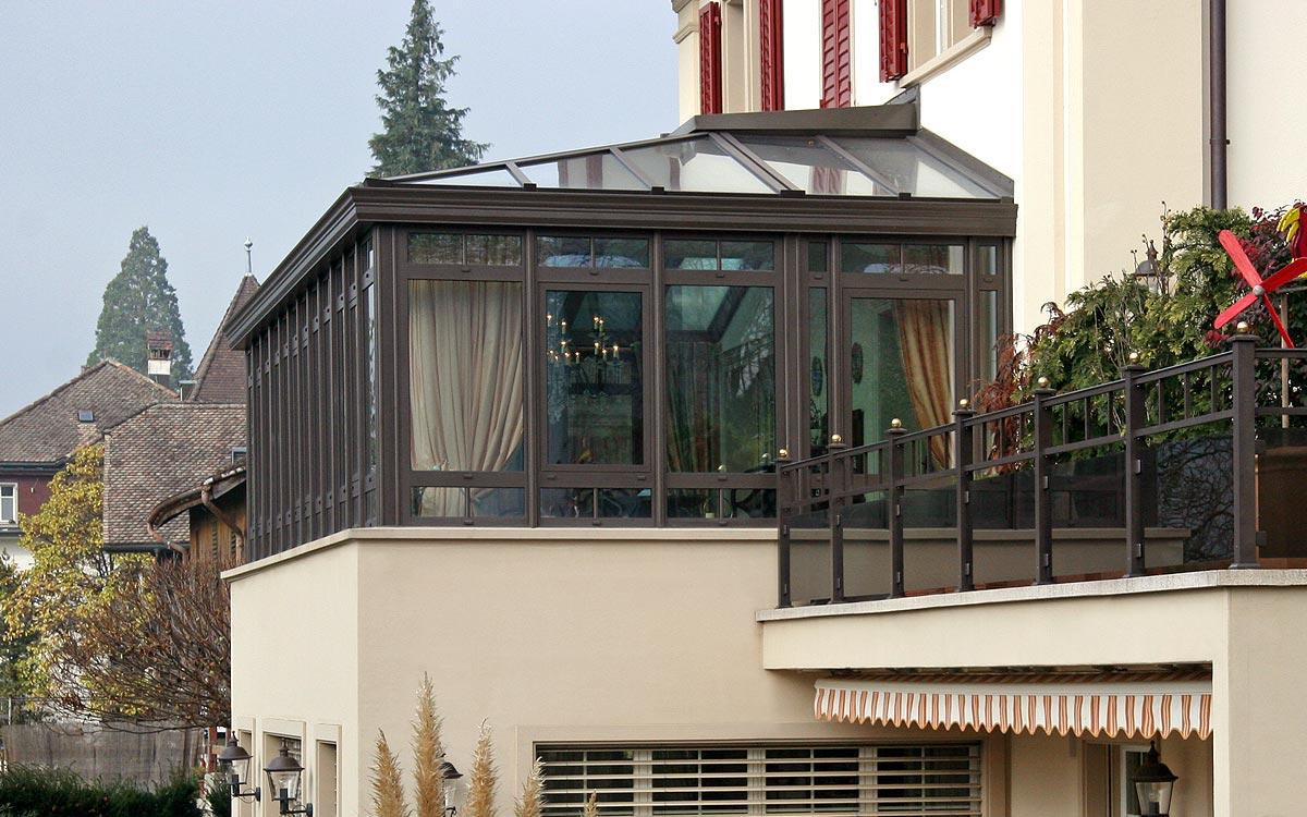 projekt schweizer chalet schubert wintergartenmanufaktur. Black Bedroom Furniture Sets. Home Design Ideas