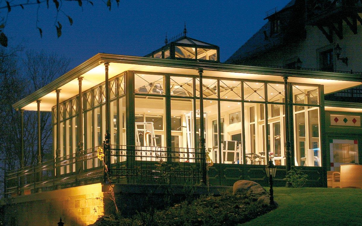 Jagdhaus mit Orangerie in Goslar im Harz