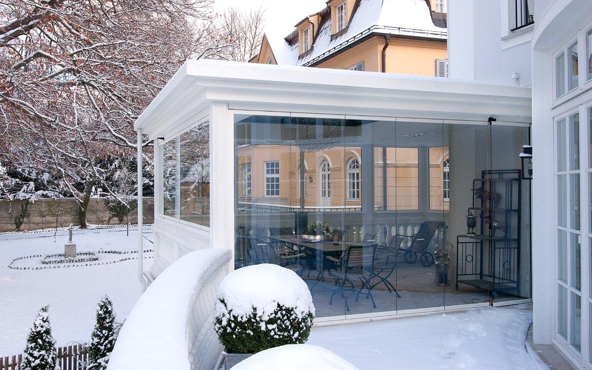 Projekt: Exklusives Anwesen in München mit Orangerie